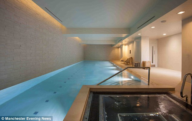 Photo : Manchester City's Multimillion Luxurious Apartment For Pep Guardiola 11