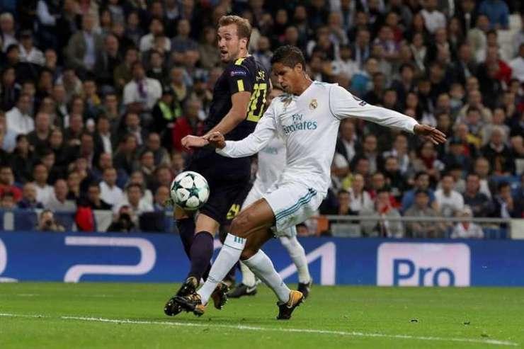 Hugo Lloris Heroic Keeps Real Madrid At Bay As Tottenham On Course For Last 16 6