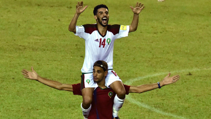 Morocco And Tunisia Secure 2018 World Cup Ticket 4