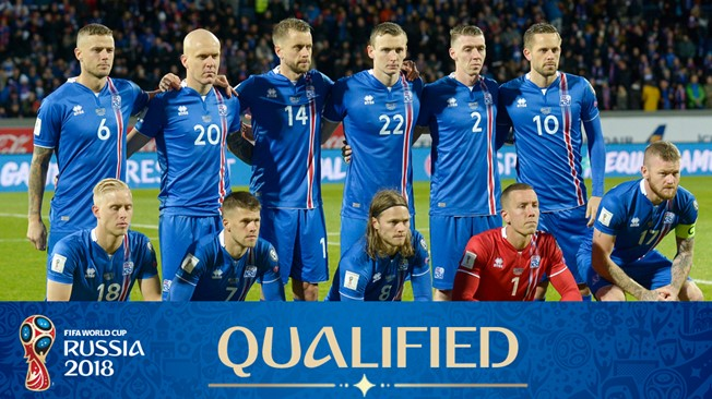 Russia 2018 World Cup: Meet The 32 Qualified Teams 81