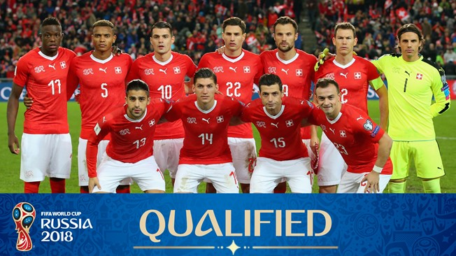 Russia 2018 World Cup: Meet The 32 Qualified Teams 92
