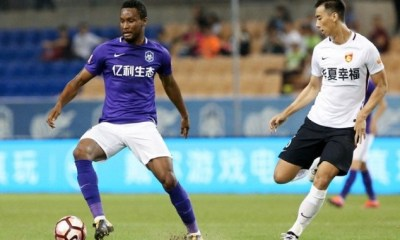 Mikel Obi Clears Air On Tianjin Teda Exit Speculation 2