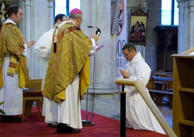 From Pitch To Priesthood : The Remarkable Journey Of Philip Mulryne 6
