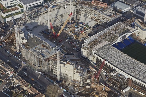 Spurs' £800m New Stadium Will Be The Most Expensive Football Ground In Europe Once Completed 12