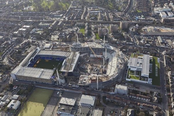 Spurs' £800m New Stadium Will Be The Most Expensive Football Ground In Europe Once Completed 13