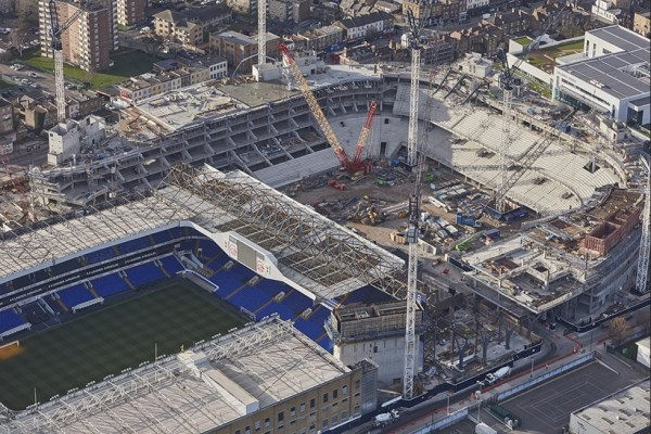 Spurs' £800m New Stadium Will Be The Most Expensive Football Ground In Europe Once Completed 14