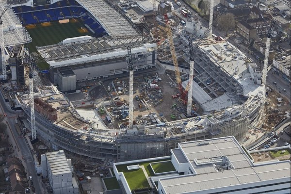 Spurs' £800m New Stadium Will Be The Most Expensive Football Ground In Europe Once Completed 15