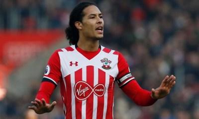 Breaking ! Liverpool Confirms £75m Deal With Southampton's Van Dijk 2