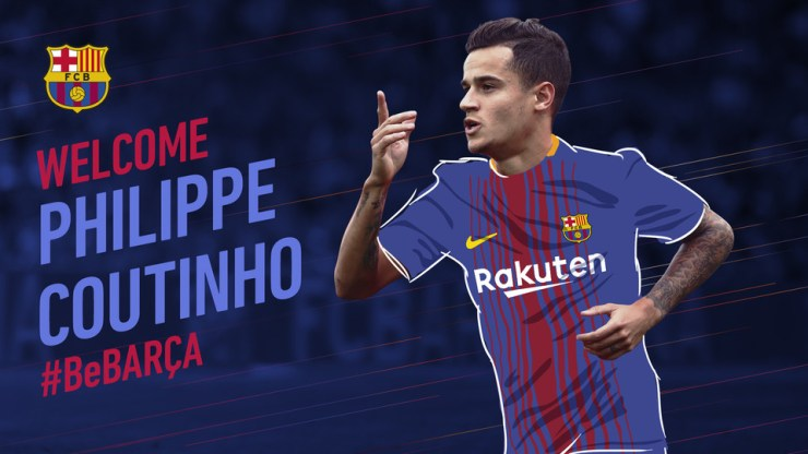 Official! Barcelona Secure Signing Of Liverpool Midfield Maestro 4