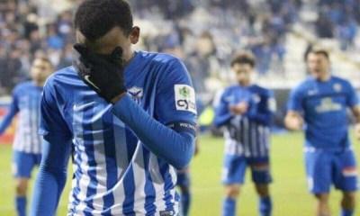 Shehu Abdullahi In Tear As He Bids Farewell To Anorthosis Famagusta 5