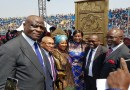 Ahmad, Kwesi Nyantakyi, Amaju Pinnick And Other Top Dignitaries Attend Weah's Inauguration