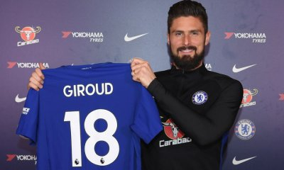 Official: Chelsea Secure Arsenal Forward Oliver Giroud 2