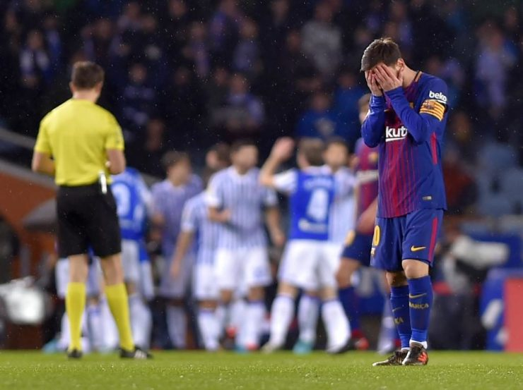 Barcelona Showed Their More Resilient Aspect As They Extinguish Anoeta Ghosts 9