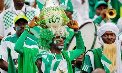 Optimism For Nigerian Football Fans in 2018 After A Mixed 2017 Footballing Year 12