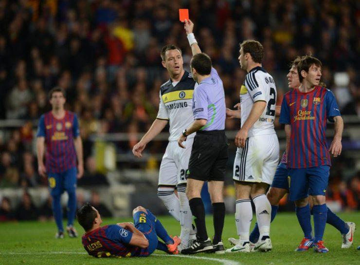 Turkish Referee Cuneyt Cakir To Officiate Chelsea-Barca Clash 4