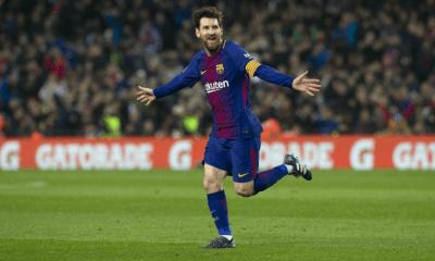 Record Breaker ! Messi Relish Record Breaking Night At Camp Nou 6
