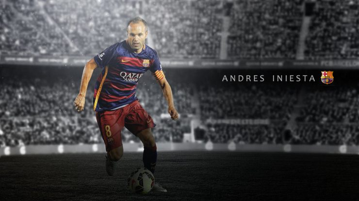 Andres Iniesta: More Than Just A Player 9
