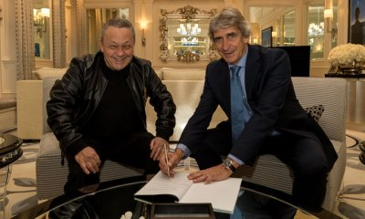 Official : Manuel Pellegrini Named New Hammers Boss 9