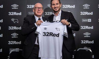 Lampard Is A Ram : Former Chelsea Captain Becomes New Derby County Boss 9