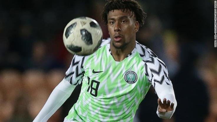 Russia 2018: Nigeria Squad And Team Guide 20