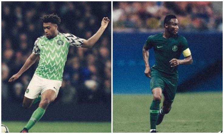 Russia 2018: Nigeria Squad And Team Guide 23