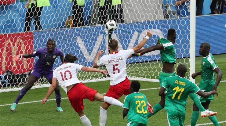 2018 World Cup : Teranga Lions Tame Poland To Claim First African Win 4