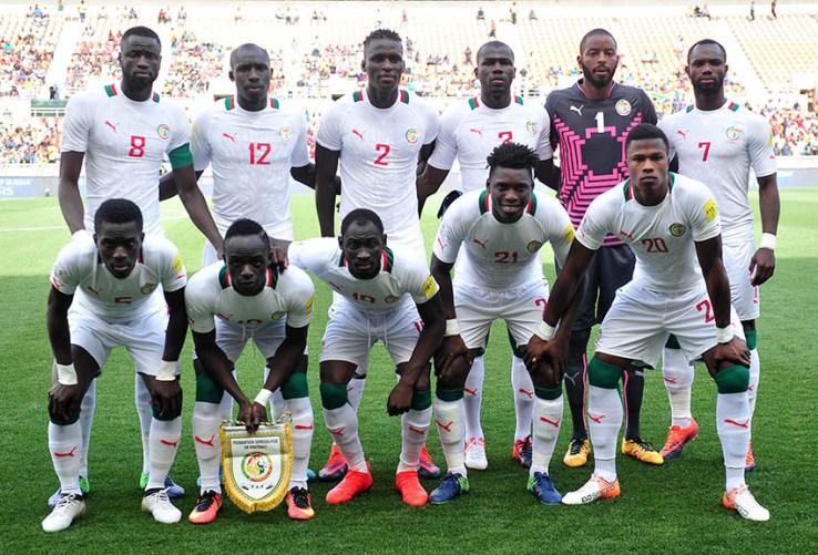 2018 World Cup : African Hopefuls In Russia Profiled 27