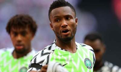 Russia 2018: Mikel Obi Express Dissatisfaction Over Croatia Plan Against Iceland 6