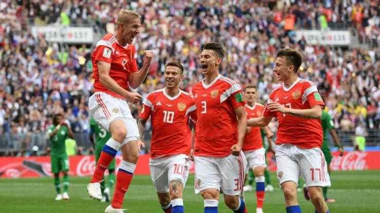 2018 World Cup : Ten Memorable Moments 28