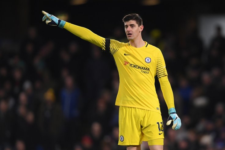 Thibaut Courtois Wants Real Madrid Move