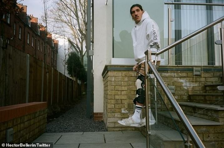 Arsenal's Defender Hector Bellerin Ruled Out For The Rest Of The Season 9