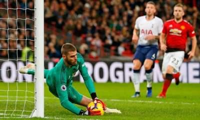 De Gea's Heroic Performance Squeeze Manchester United Past Spurs 1
