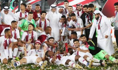 Qatar Shock Japan To Win First Asian Cup, As Almoez Ali Break Goal-Record 8