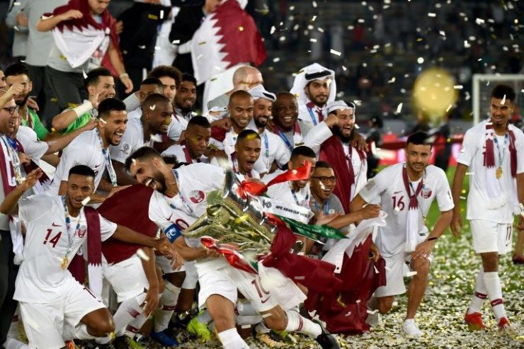 Qatar Shock Japan To Win First Asian Cup, As Almoez Ali Break Goal-Record 7