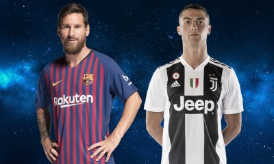 600th Career Goals: Another Milestone Chase For Messi & Ronaldo 9