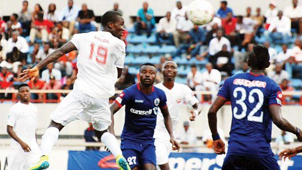 Enugu Rangers : An Antelope Flying High Above All 4