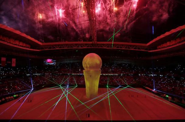 Qatar Brings $575-Million Al Wakrah' Stadium To Life 8