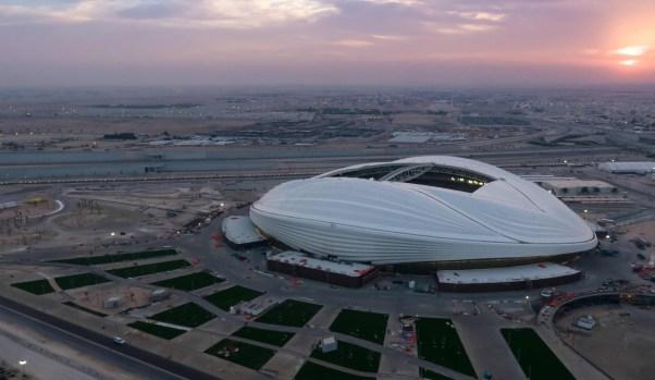 Qatar Brings $575-Million Al Wakrah' Stadium To Life 10