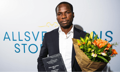 Goteborg's Alhassan Yusuf Crowned Young Player of the Year 2