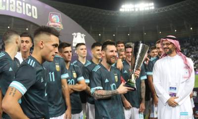 Lionel Messi Finally Wins An International Trophy, As His Lone Goal Sinks Arch-Rival 8