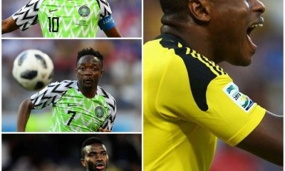 Top Super Eagles Players Of The Decade (2010-2019) 2