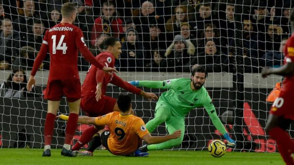 Alisson Becker - The Cream Of The Crop In Liverpool's Title Push