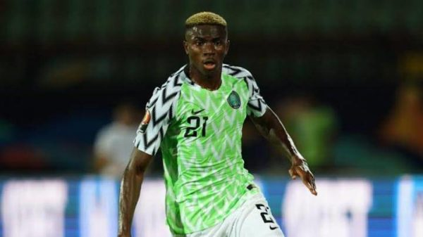 CAF Awards: The 3 Players Who Can Break Nigeria's 20 Years Of Dry Spell 9