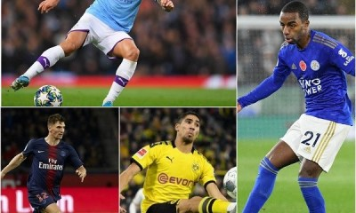 Top 10 Right-backs In The World As At 2017-2019