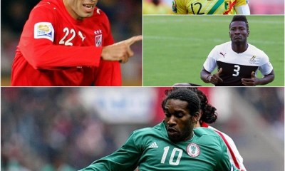 Top African Stars Who Failed To Win The CAF Player Of The Year Award 2