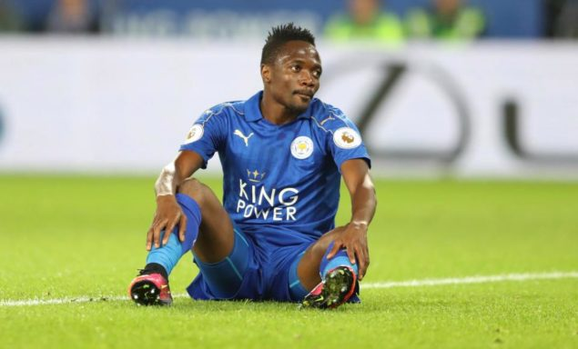 Top Nigerian Players In The Premier League: Past & Present