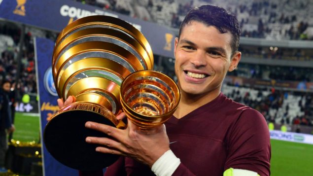 Thiago Silva: The Sweeper That Defies Tuberculosis To Become A World Class Defender