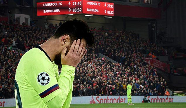 Devastating ! Top Embarrassing Defeats In Football History