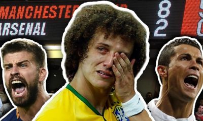 Devastating ! Top Embarrassing Defeats In Football History 4