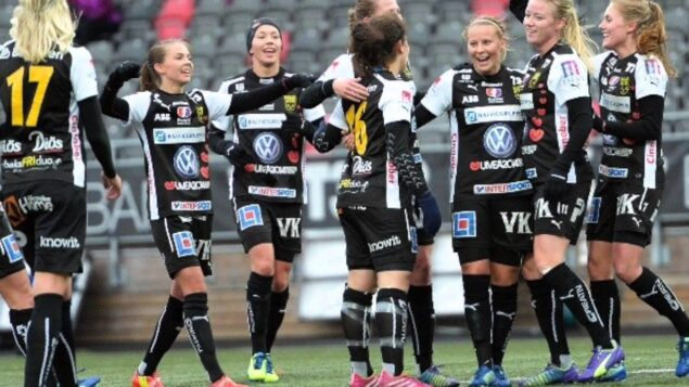 Umea IK: The Rise & Fall Of Europe's Women Darling Team